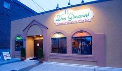 Don Giovanni Ristorante Italiano & Wine Bar