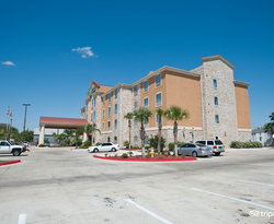Street at the Holiday Inn Express Hotel & Suites CORPUS CHRISTI