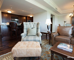 The Alpine Two-Bedroom Suite at the Montage Deer Valley
