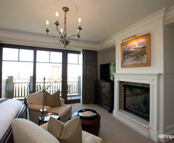 The Resort King Suite at the Montage Deer Valley