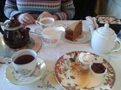 Betty Bumbles Vintage Tea Rooms