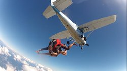 Skydive Virgin Islands