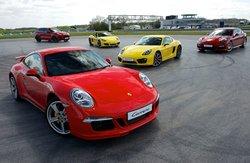 Porsche Experience Centre