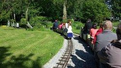 Petit Train a Vapeur de Forest