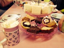 The Pop Up Tearoom