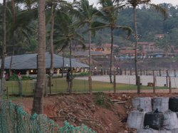 View of the Hotel Grounds