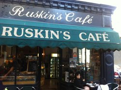 Ruskin's Cafe
