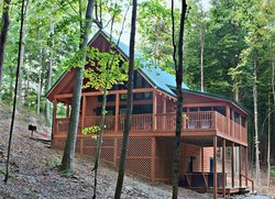 Hummingbird Hill, Ltd - Hocking Hills Cabins