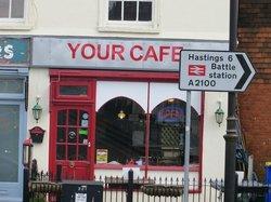 ye olde cafe