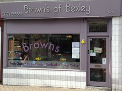 ‪Brown's of Bexley‬