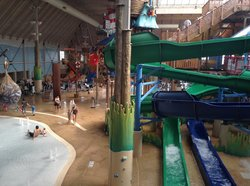 Blue Harbor Resort & Conference Center Water Park