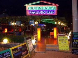 Green House Garden Bar