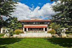 Frank Lloyd Wright's Westcott House. Photo by Rod Hatfield.