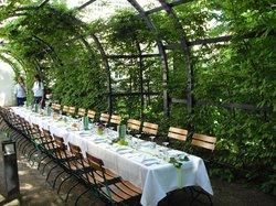 Restaurant Vitzthum Schloss Lichtenwalde