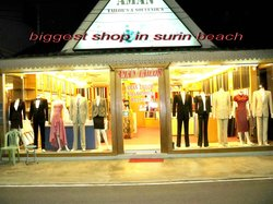 Aman Tailor Surin Beach