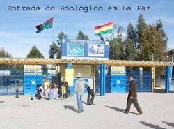 Zoologico Municipal Vesty Pacos de La Paz, Bolivia