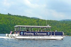 Lake George Association Floating Classroom