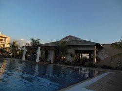 Una delle 5 piscine