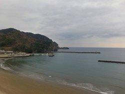 Kumomi, Ishibu, Iwachi, Matsuzaki Beach