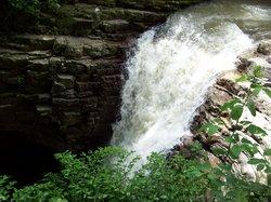 Visadar Waterfall