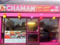 Chaman sweet centre