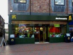 McDonald's - Greengate Street