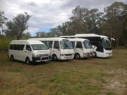 Granite Highlands Maxi Tours