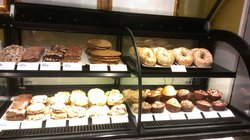 Always fresh baked and great variety!