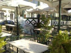 Cafe El Espejo restaurante