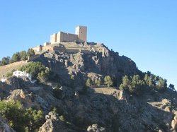 Castillo de Segura de La Sierra