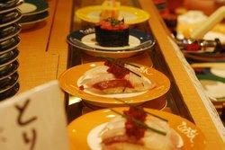 Hyotan no Sushi-Go-Round ( Kaitensushi )