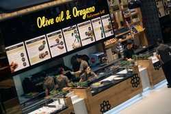 Olive Oil & Oregano