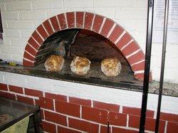il pane al forno