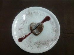 Dolci al cioccolato con amore