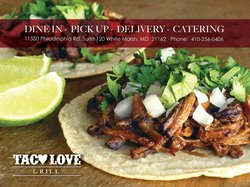 Taco Love Grill