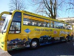 Hop on Hop off City Tour Salzburg