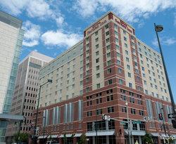 The Hilton Garden Inn Denver Downtown