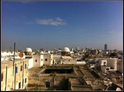 Medinaen i Tunis