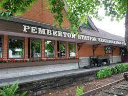 The Pemberton Station Pub
