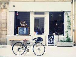 Tuck shop cafe