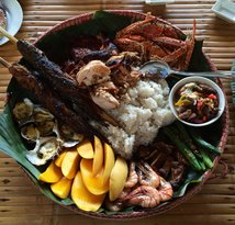 Sinamu Seafoods and Native Cuisines