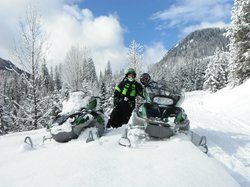 Rich Ranch Snowmobile Adventures