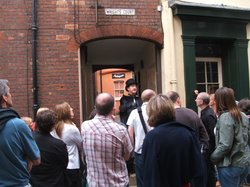 Norwich Ghost Walks