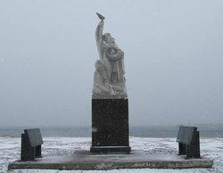 Monument to the Fallen fishermen