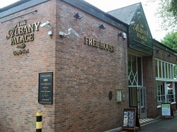 The Albany Palace - Wetherspoon