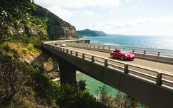 Cliff to Coast Sports Car Drives
