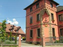 Au Soleil- hotel et restaurant