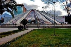 Enver Hoxha Pyramid
