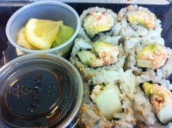 Ugly Roll Sushi