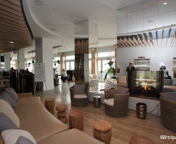 L'Onda Lounge at the Allegria Hotel